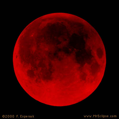 blood moon day today - photo #2