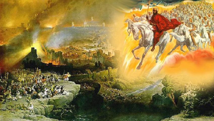 Armageddon Bible