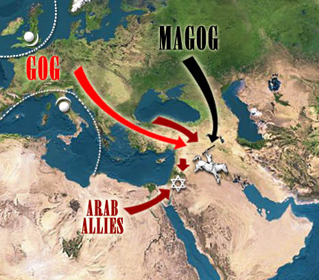 How does Gog and Magog relate to Armageddon? « Heaven Awaits