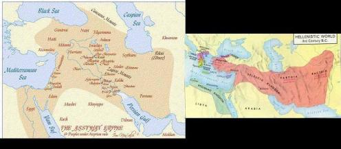 assyrian-and-selucid-compared