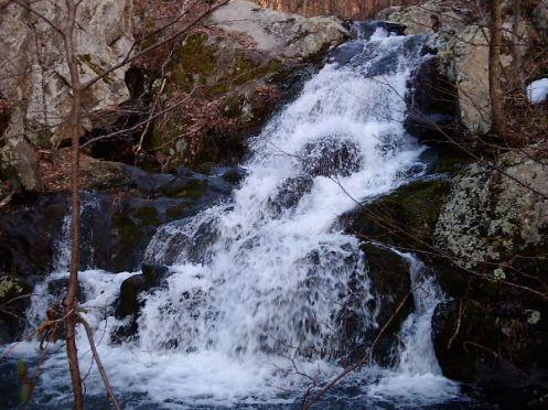 waterfall-stone