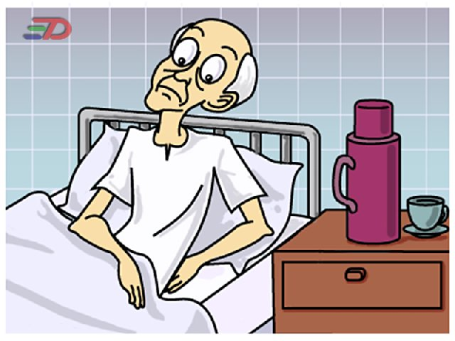 Images Of Sick Old Me In Hospital Bed : Old man Dying in the Hospital  Heaven Awaits