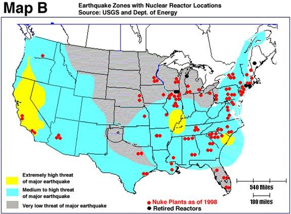 Safe And Unsafe Spots In Future America Heaven Awaits - Us navy map of future america hoax