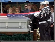 navy seal funeral