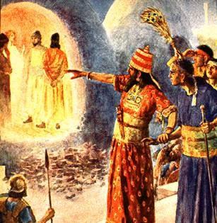 Nebuchadnezzar Ate Grass | Heaven Awaits