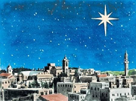 Joseph and family end up back in Nazareth Matt 2: 23