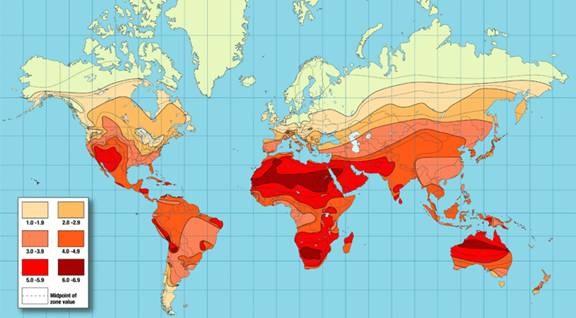 Radiation Watch over USA & Northern Hemisphere | Heaven Awaits