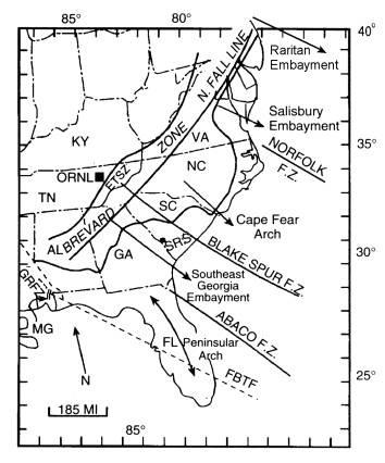 East Coast of America Fault Line | Heaven Awaits