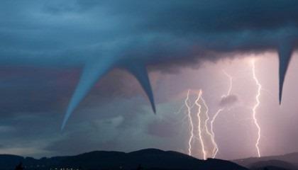 Farmer's Almanac Tornado Prediction for 2014 | Heaven Awaits