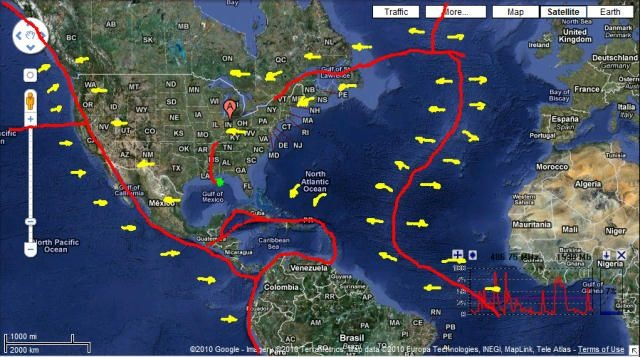 FEMA And Jade Helm Activity Heaven Awaits - Us east coast fault lines map